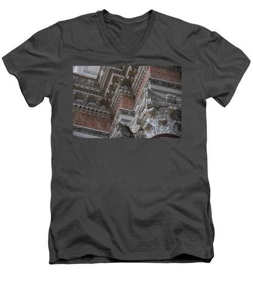 Gorgeous Corner Men's V-Neck T-Shirt
