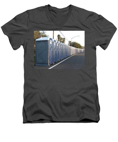 Gotta Go? Men's V-Neck T-Shirt
