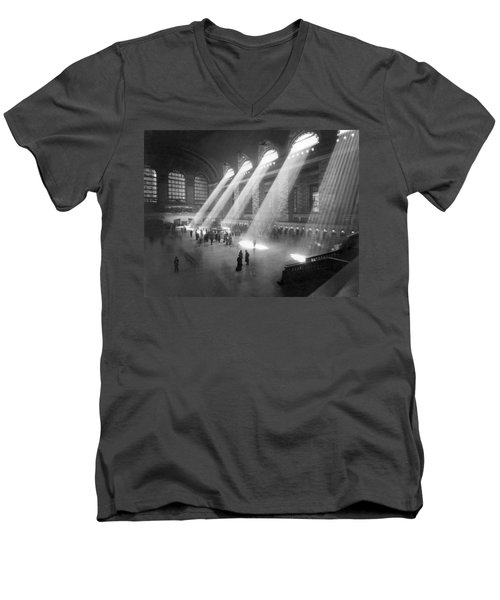 Grand Central Station Sunbeams Men's V-Neck T-Shirt