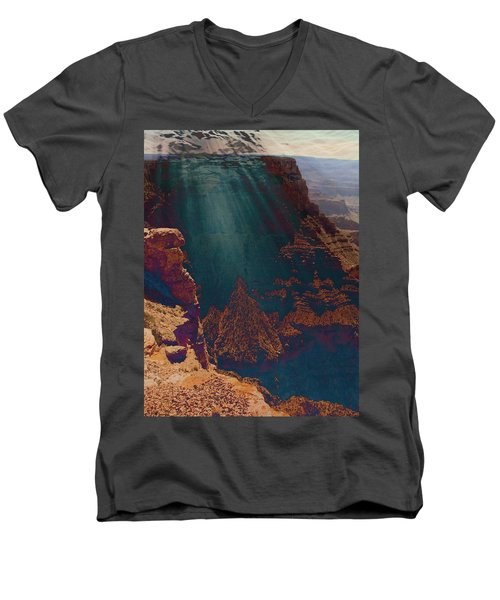 Grandistortion Men's V-Neck T-Shirt