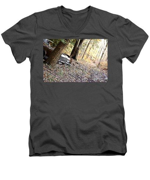 Grandpa Men's V-Neck T-Shirt