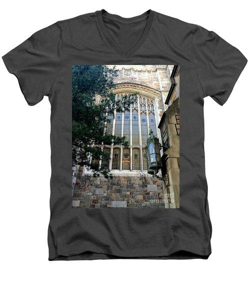 Great Glass Men's V-Neck T-Shirt