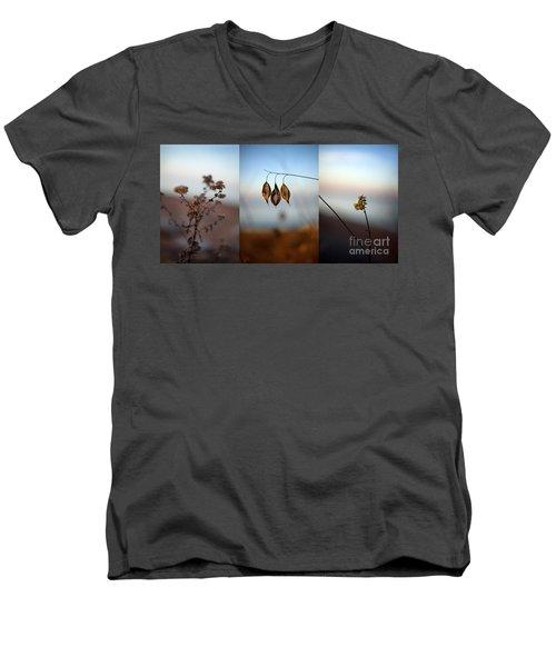 Grown From The Lake Bottom Men's V-Neck T-Shirt