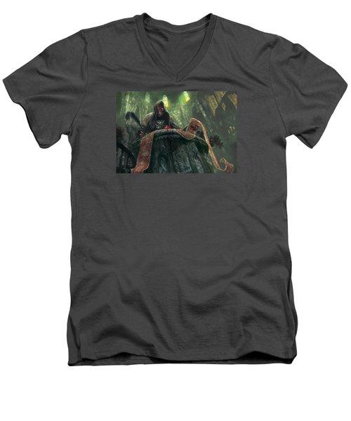 Grudge Keeper Men's V-Neck T-Shirt
