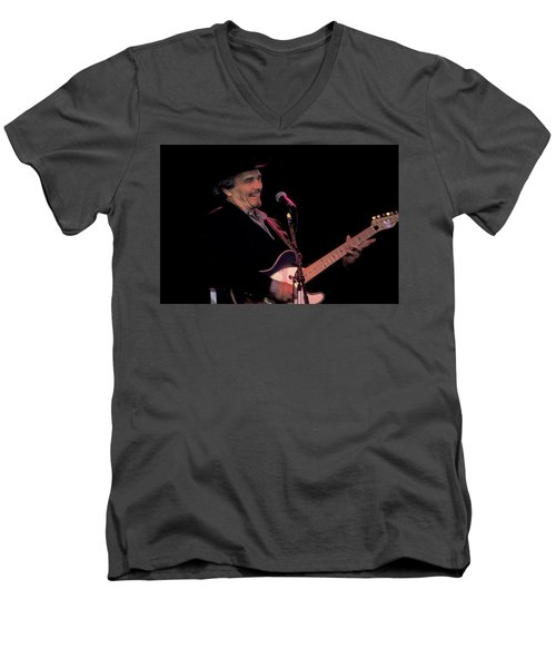 Haggard Men's V-Neck T-Shirt