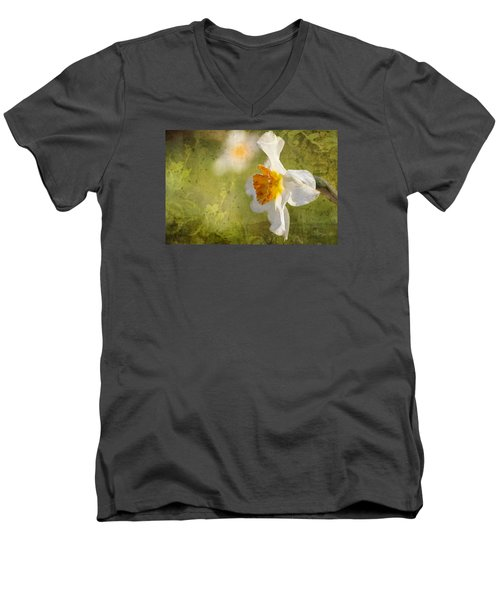 Halfway There Men's V-Neck T-Shirt