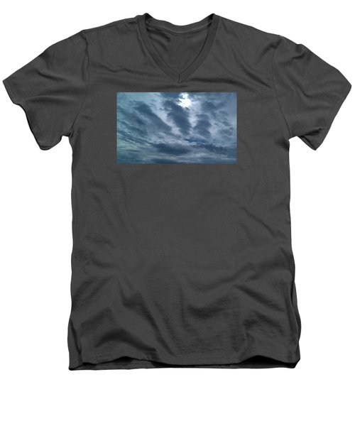 Hand Of God Men's V-Neck T-Shirt