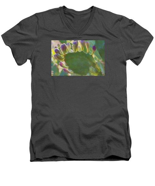 Hand Of God Men's V-Neck T-Shirt