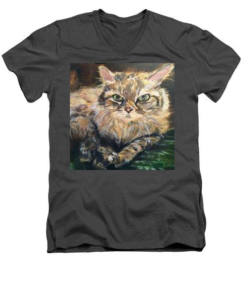 Handsome Toby Men's V-Neck T-Shirt
