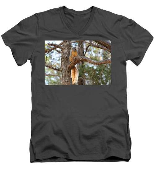 Hangin' Out Men's V-Neck T-Shirt