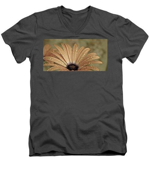 Happy To Be A Raindrop Men's V-Neck T-Shirt