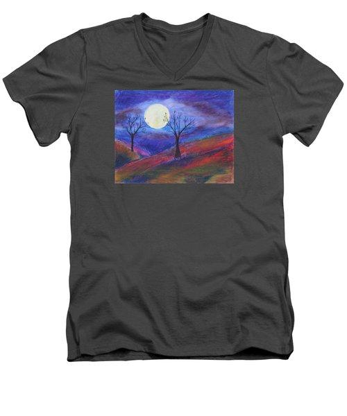 Harvest Moon 3 Men's V-Neck T-Shirt