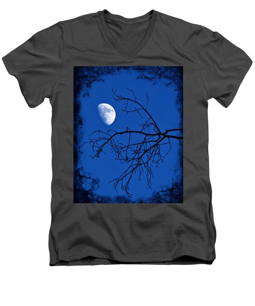 Haunted Men's V-Neck T-Shirt