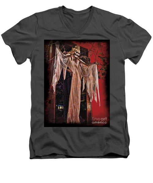 Hauntings Men's V-Neck T-Shirt