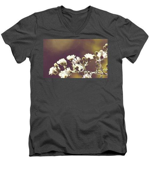 Hazy Days Men's V-Neck T-Shirt