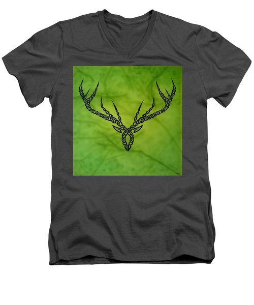Herne Men's V-Neck T-Shirt