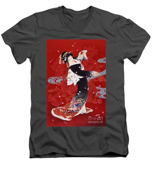 Hien Men's V-Neck T-Shirt