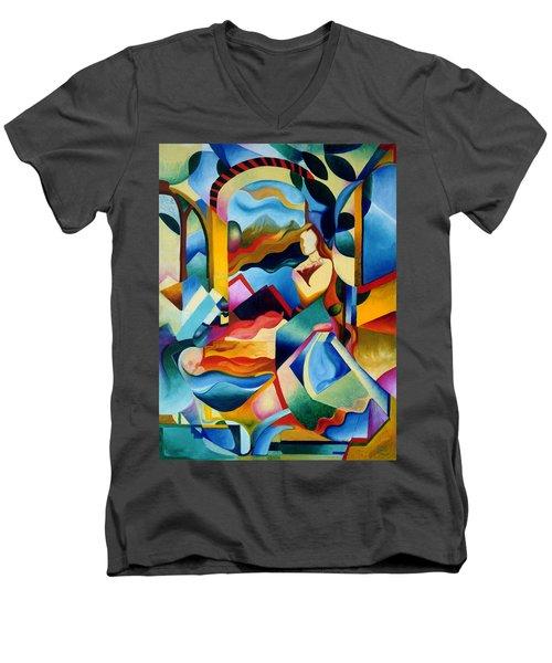 High Sierra Men's V-Neck T-Shirt