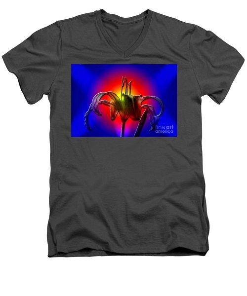 Highlight Of The Day Men's V-Neck T-Shirt