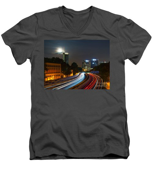 Highway To Essen Men's V-Neck T-Shirt