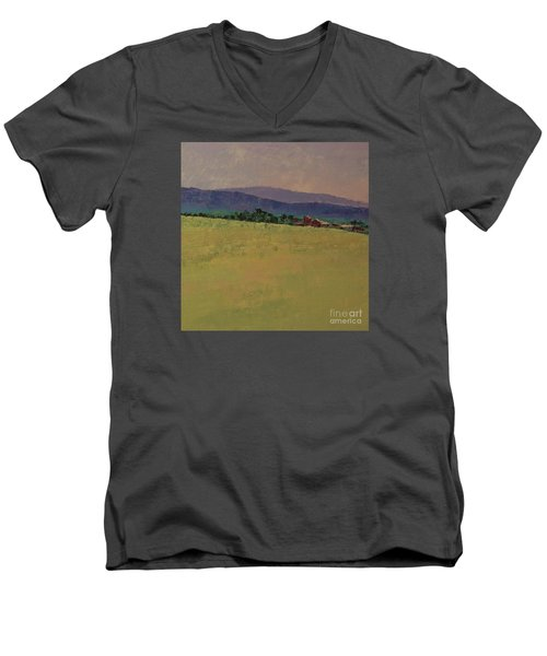 Hilltop Farm Men's V-Neck T-Shirt