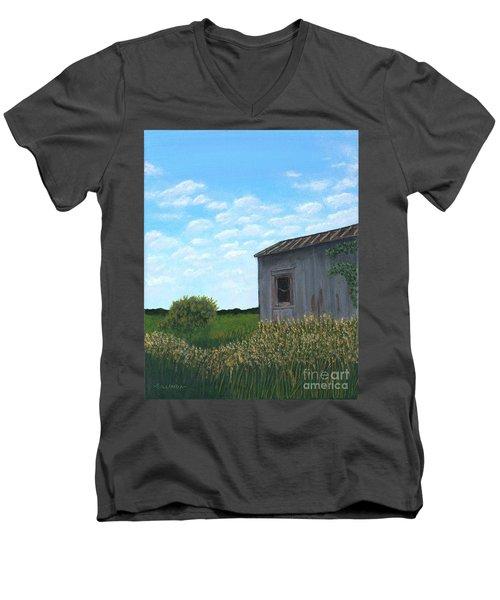 Hobo Heaven Men's V-Neck T-Shirt