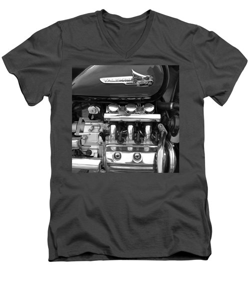 Honda Valkyrie Men's V-Neck T-Shirt