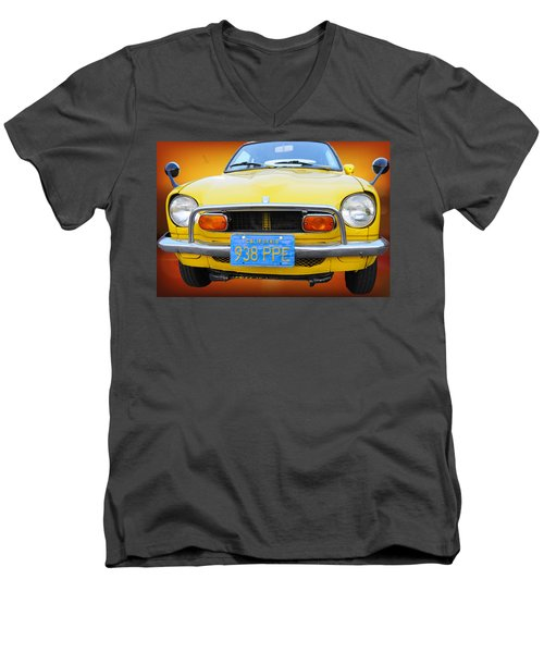Honda Z600 Coupe I I Men's V-Neck T-Shirt