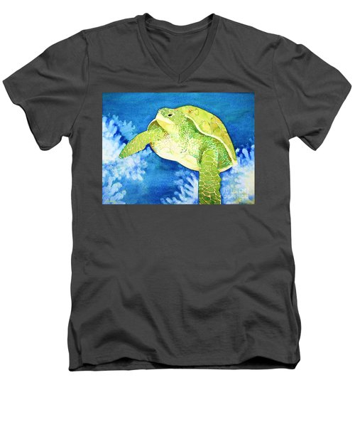 Honu Men's V-Neck T-Shirt