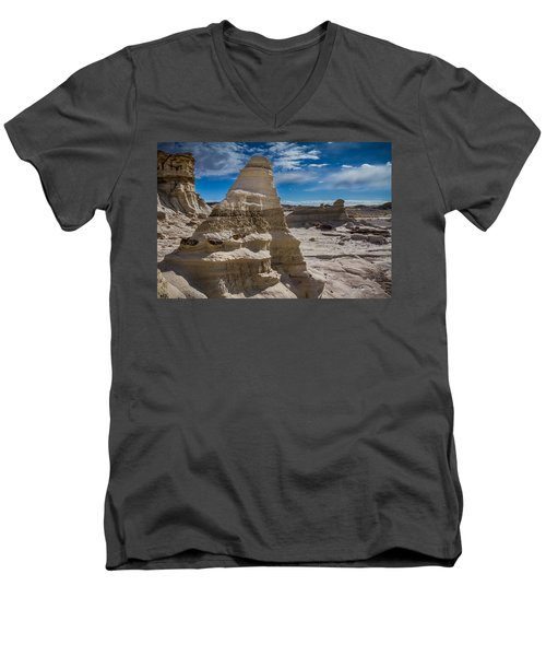 Hoodoo Rock Formations Men's V-Neck T-Shirt
