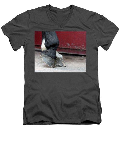 Hooves Men's V-Neck T-Shirt