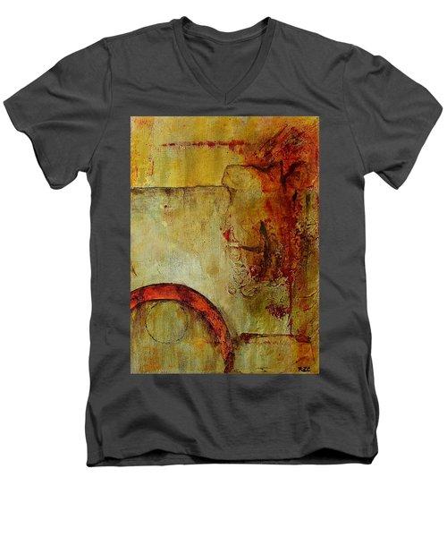 Hope For Tomorrow Men's V-Neck T-Shirt