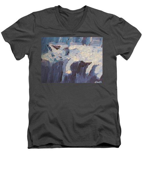 Hope Sleeping Men's V-Neck T-Shirt