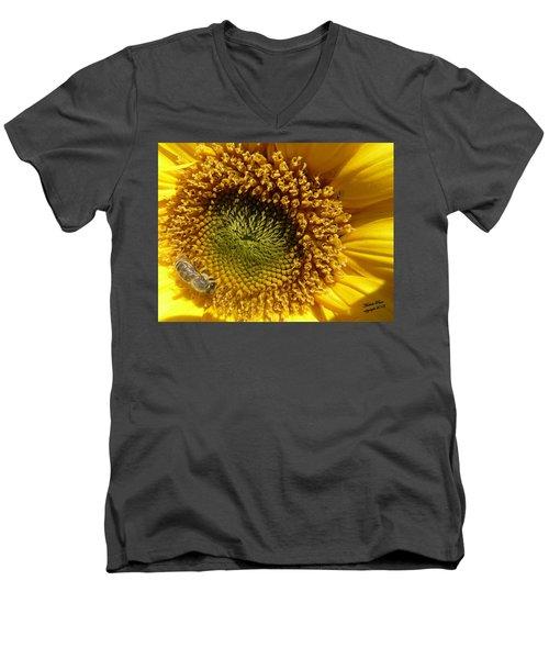 Hopeful - Signed Men's V-Neck T-Shirt
