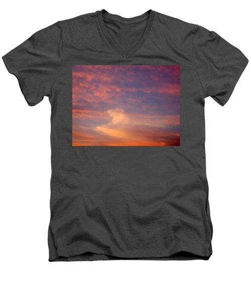 Horse In The Sky Men's V-Neck T-Shirt