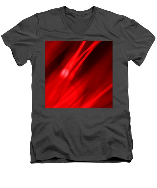 Hot Blooded Series Part 3 Men's V-Neck T-Shirt