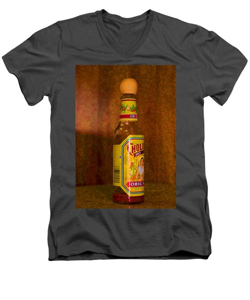 Hot Sauce Two Men's V-Neck T-Shirt