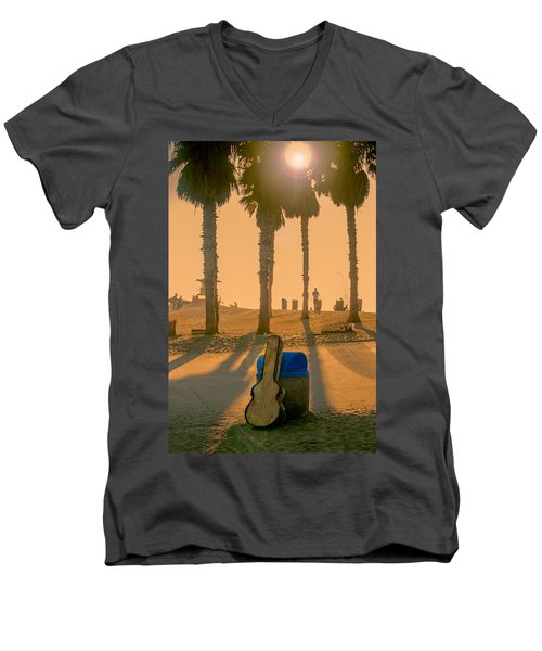 Hotel California Men's V-Neck T-Shirt