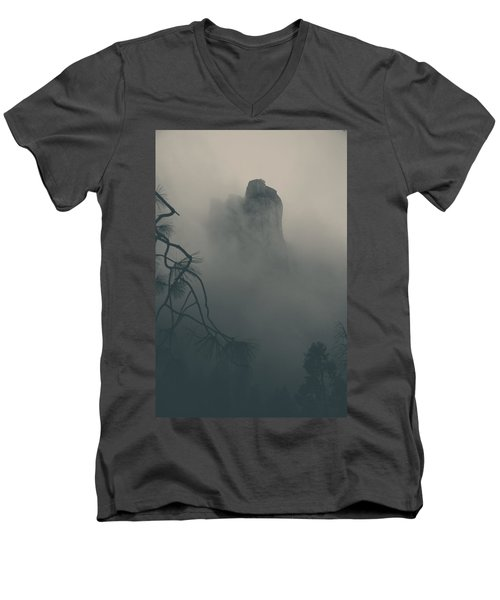 I Can Barely Remember Men's V-Neck T-Shirt by Laurie Search