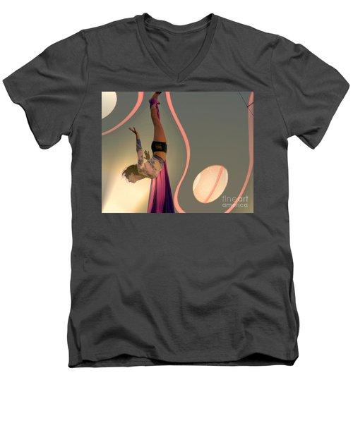 I Can Fly Men's V-Neck T-Shirt