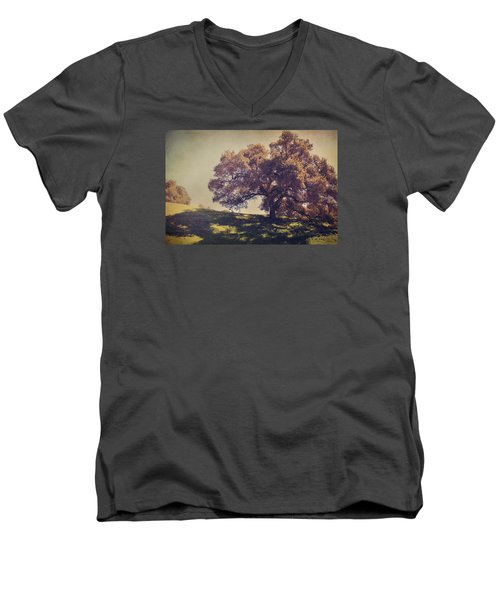 I Wish You Had Meant It Men's V-Neck T-Shirt by Laurie Search