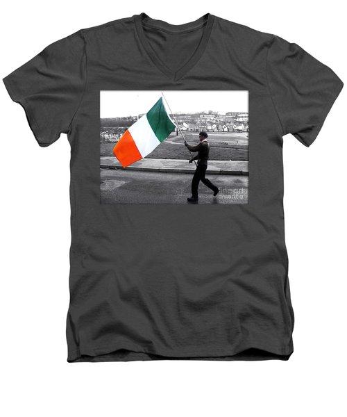 Identity Men's V-Neck T-Shirt