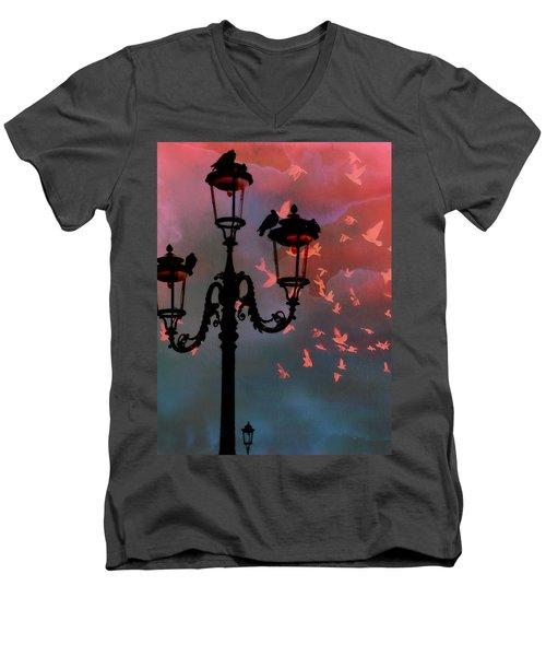 Il Volo Men's V-Neck T-Shirt