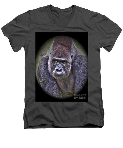 I'm Boss Men's V-Neck T-Shirt