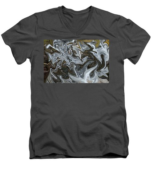 Men's V-Neck T-Shirt featuring the photograph Imagine by Aimee L Maher Photography and Art Visit ALMGallerydotcom