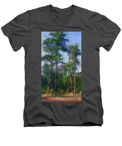 Impression Trees Men's V-Neck T-Shirt