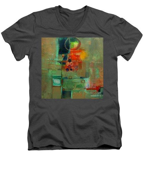 Improvisation Men's V-Neck T-Shirt