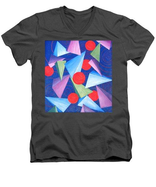In Balance Men's V-Neck T-Shirt