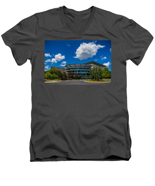 Indianapolis Museum Of Art Men's V-Neck T-Shirt