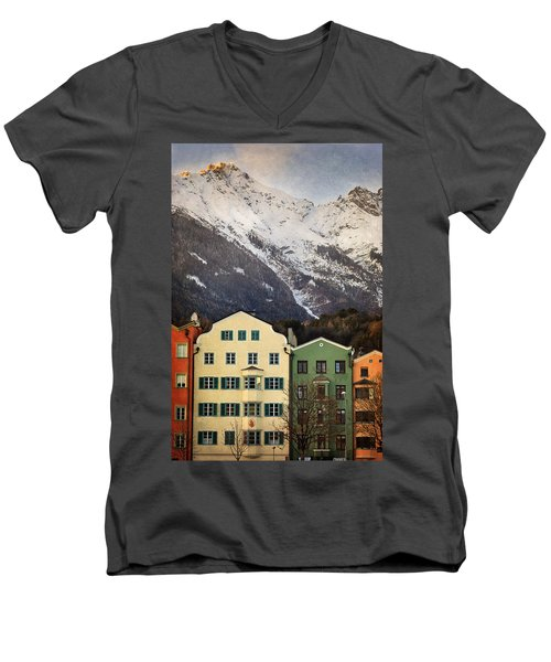 Innsbruck Men's V-Neck T-Shirt